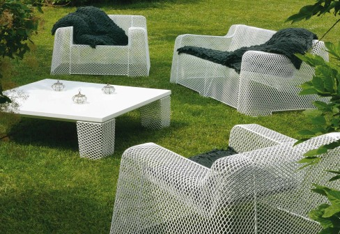 Мебель The Ivy Collection от Paola Navone